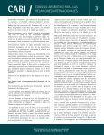 Bicentenario de la Diplomacia Argentina - Consejo Argentino para ... - Page 3