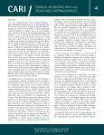 Bicentenario de la Diplomacia Argentina - Consejo Argentino para ... - Page 4