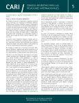 Bicentenario de la Diplomacia Argentina - Consejo Argentino para ... - Page 5