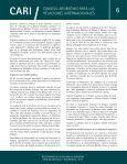 Bicentenario de la Diplomacia Argentina - Consejo Argentino para ... - Page 6