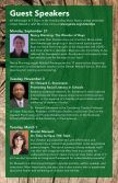 Guest Speakers - Page 3