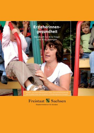 Erzieherinnen- gesundheit - Deutsche Gesetzliche Unfallversicherung