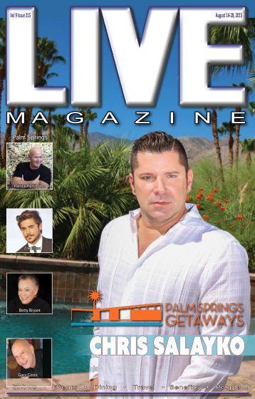 LIVE Magazine #215 August 14, 2015