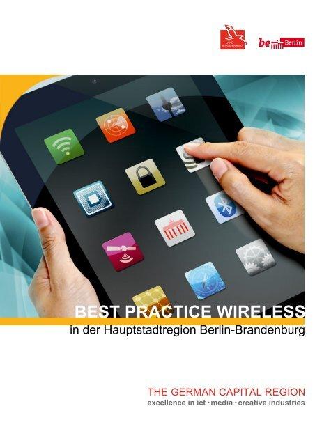 Best Practice Wireless in der Hauptstadtregion Berlin-Brandenburg