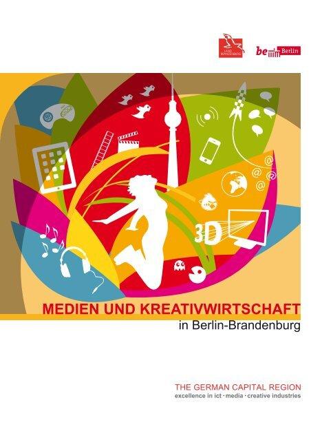 Medien und Kreativwirtschaft in Berlin-Brandenburg