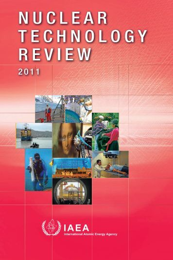 Nuclear Technology Review 2011 - IAEA