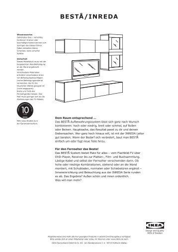 BESTÅ – Alle Teile und Preise - Ikea