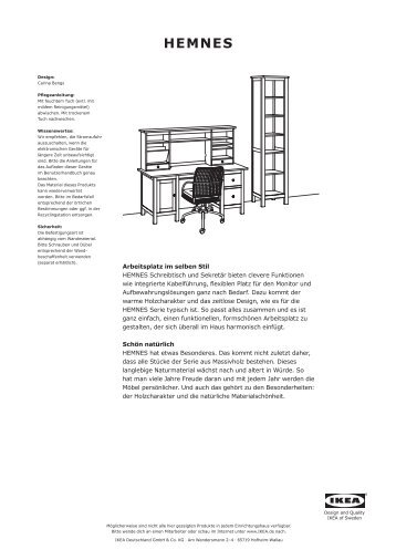 HEMNES - Ikea