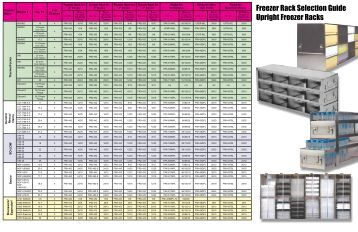 BATTERY RACK SELECTION GUIDE - EnerSys