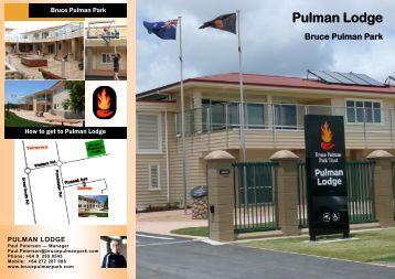 Pulman Lodge