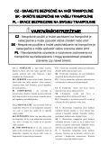 Návod k použití - Nejlevnejsisport.cz - Page 3