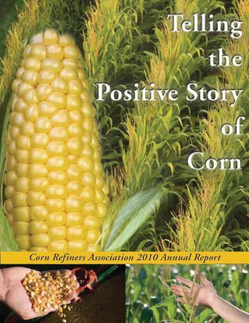 Telling the Positive Story of Corn