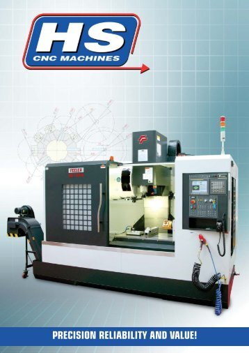 CNC SOLUTIONS AND PERSONALISED SUPPORT
