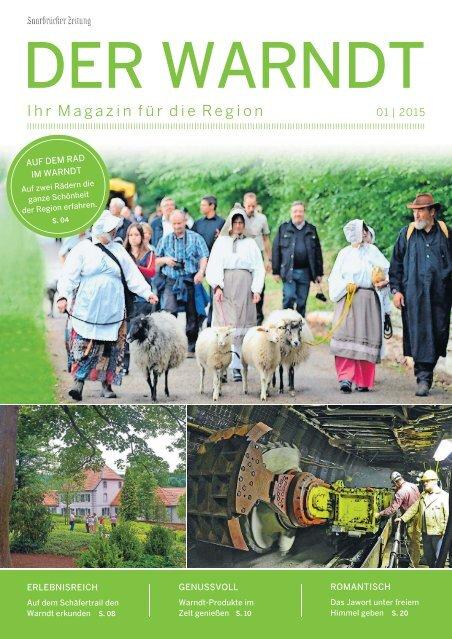 Gemeindemagazin Warndt 01|2015