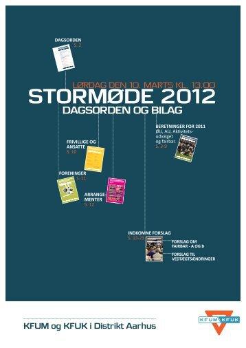STORMØDE 2012