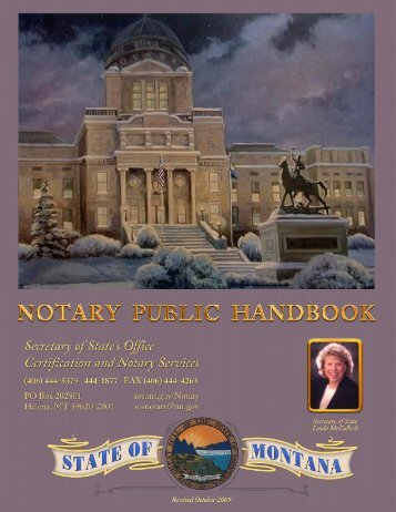 notary public handbook maine.gov