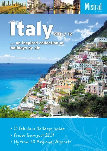 and the Amalfi Coast - Reader Travel Holidays