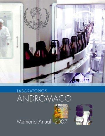 Identificación de la Compañía - Empresas Andrómaco