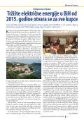 TRŽIŠTE ELEKTRIČNE ENERGIJE U BiH OD 2015 GODINE OTVARA SE ZA SVE KUPCE - Page 5