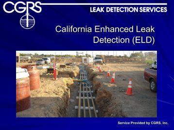 Detection (ELD)