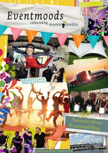 Sommerfeste / Incentives - Eventmoods 2015-01