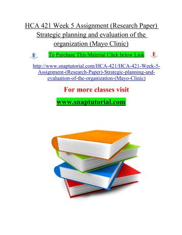Buy strategic management paper