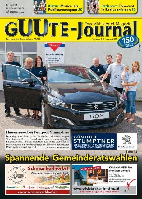 Guutejournal August 2015