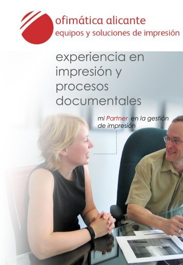 Catalogo General Ofimática Alicante