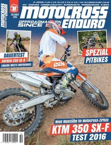 Motocross Enduro - 10/2015