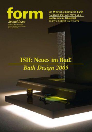 Formen aus grauguss und teile aus aluminium mit neuen for Neues bad design