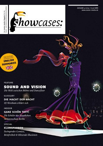 showcases: 04/2014