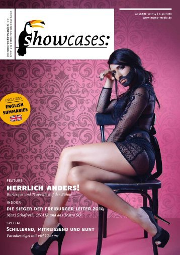 showcases: 03/2014