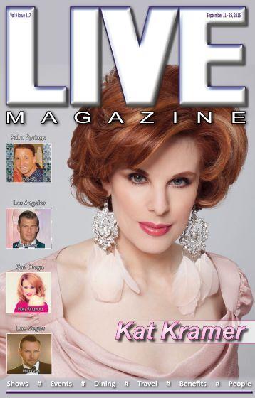 LIVE Magazine #217 September 11, 2015