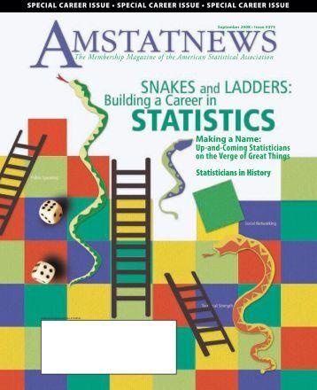 Mollie Orshansky - Amstat News - American Statistical Association