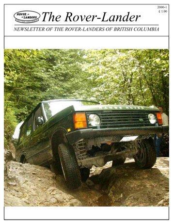 The Rover-Lander