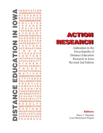 action research treg - Technology, Research and Evaluation Stystems