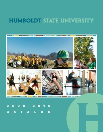 2009-10 Academic Year (12MB) - Bad Request - Humboldt State ...