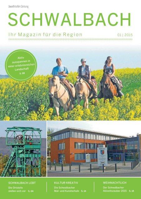 Gemeindemagazin Schwalbach 01|2015