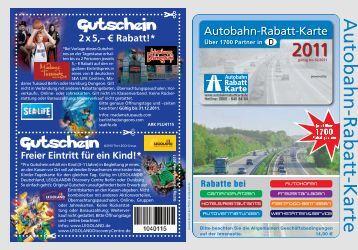 Autobahn Rabatt Karte Truckscout24