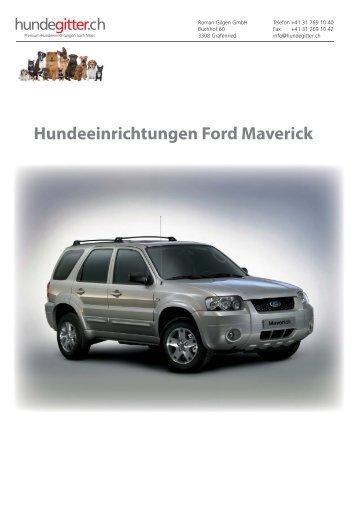 Ford_Maverick_Hundeeinrichtungen