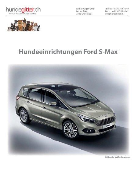 Ford_S-Max_Hundeeinrichtungen