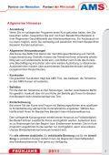 Ihre Druckerei in Zirl - Arbeitsmarktservice Österreich - Seite 3