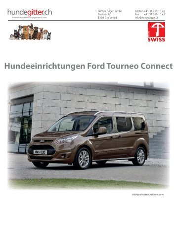 Ford_Tourneo_Connect_Hundeeinrichtungen