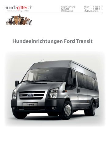 Ford_Transit_Hundeeinrichtungen
