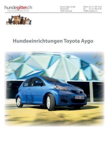 Toyota_Aygo_Hundeeinrichtungen