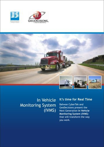 In Vehicle Monitoring System (IVMS) - Cuecent