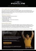 The 4 week Lean and Sculpt Workout Workout Summary Workout Description - Page 2