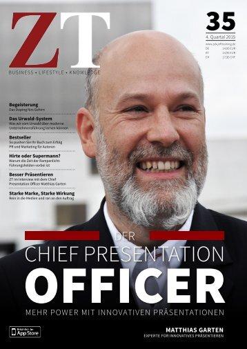 ZT | Ausgabe 35 — Q4/2015