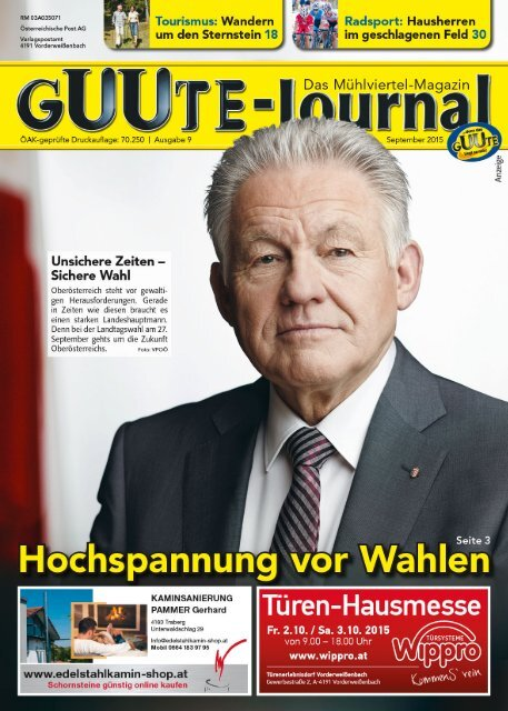 Guutejournal September 2015