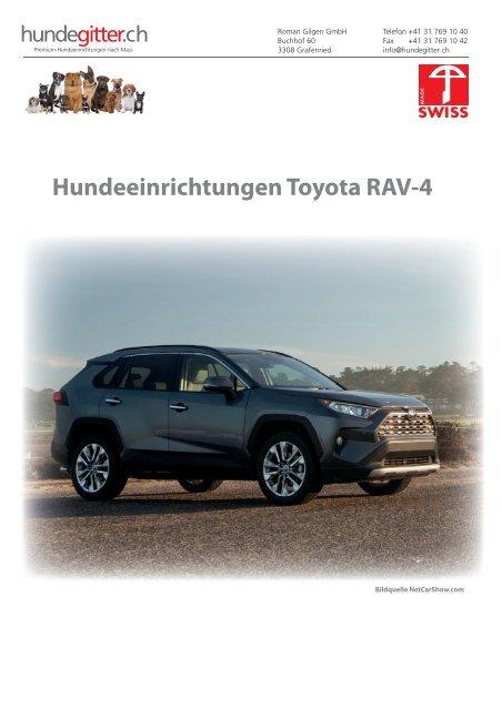 Toyota_RAV_4_Hundeeinrichtungen